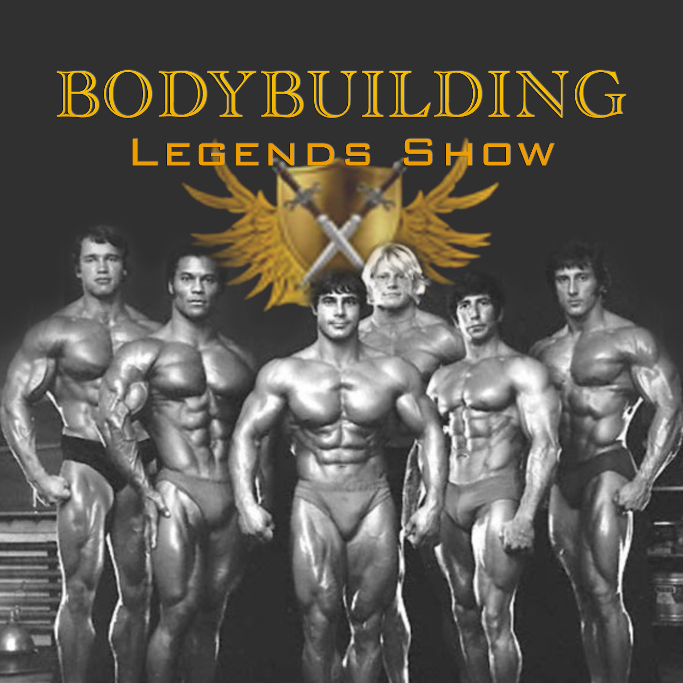 The Bodybuilding Legends Podcast