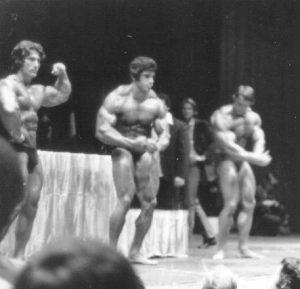 Dave Mastorakis Photos – 1966 Mr  Olympia contest – Body